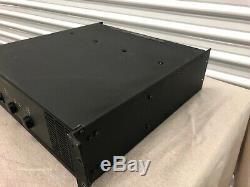 L'amplificateur De Puissance Professionnel Jbl Mpa 1100 Fonctionne Parfaitement