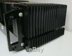 L'amplificateur De Puissance Stéréo Da-a10dc De Mitsubishi Fonctionne Parfaitement Bien