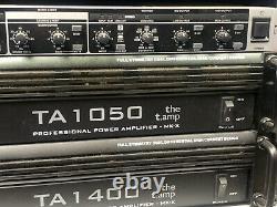 L'amplificateur Ta1050 Amplificateur D'unité D'alimentation Professionnelle Amplificateur 1050-watts