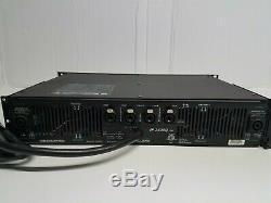 Lab Gruppen Fp2400q Amplificateur De Puissance, Audio Amp Pro Pour Vif / Studio Sound System