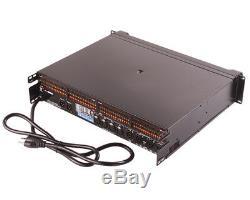 Lab Tip10000q Amplificateur De Puissance Professionnel Tulw Play Avec Subwoofer 4 Canaux 5000w