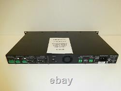 Labo. Gruppen E 122 2 X Amplificateur Audio Channel Pro 1200 Watts #115lm