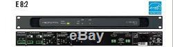Laboratoire. Gruppen E 82 2 Canaux Pro Audio Amplificateur Amp 800 Watts Faible Chaleur / Énergie