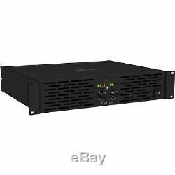 Le Nouvel Amplificateur De Puissance Stéréo Behringer Km1700 Professional 1700w Fait Une Offre
