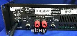 Mackie M1400i, Professional 1400 Watt 2-channel Power Amplificateur Pré Possédé