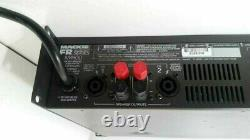 Mackie Professional M-1400 Série De Récupération Rapide Amplificateur De Puissance Excellent Lknew
