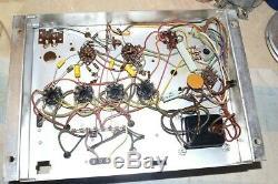 Magnavox Console Amplificateur De Puissance Amplificateur Stereo A Vide