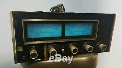 Mcintosh MC 2205 200w Solid State Professional Amplificateur De Puissance Amp