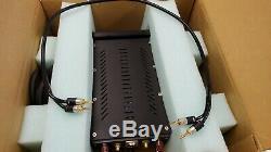 Monarchie Audio Sm70 Pro Class Amplificateur Stéréo Avec Boîte Oem Et Câbles