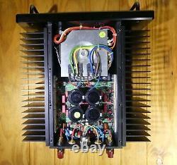 Monarchy Audio Sm-70 Pro Zero Feedback True Balanced Power Amplifer