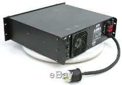 Montage En Rack Crest Audio 8001 Amplificateur De Puissance Professionnel 750withch @ 8 Ohms Amp