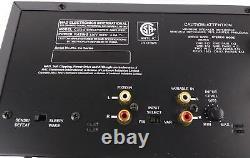 Nad C272 2ch Professional Series Stereo Power Amplificateur Testé Et Travaillant
