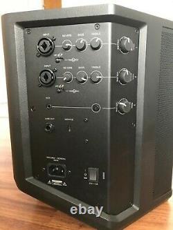 Navire Du Royaume-uni Bose S1 Pro Multi-position Pa System Nouveau