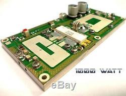 Nouveau 1 Kw (1200w) Professionnel Amplificateur De Puissance Fm Palette Palet Amplificador
