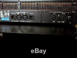Nouveau! Amplificateur De Puissance Haute Densite Professionnel B1414 2 / Ch 14kw Bortec Lab