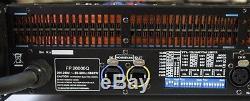 Nouveau Bortec Lab Fp20000q 4-ch. Amplificateur De Puissance Haute Densité 20 000 Watts Pro