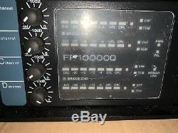Nouveau Fp 10000q Série Amplificateur De Puissance Professionnel 4 Canaux Amplificateur