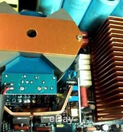 Nouveau! Fp20000qbp 20kw Professionnel Hi-amplificateur De Puissance Par Densité Hydro