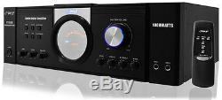 Nouveau Pyle Pt1100 Amplificateur De Puissance 1000 Watts Dj Pro Audio