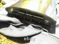 Old School Precision Power Ppi Pro 650 6 Amplificateur De Canal