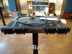 Paire De Vintage Bryston-2b-lp Pro 2 Canal 60withch Amplificateurs De Puissance No Reserve