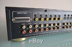 Parasound P / Sp-1500 Av Processeur / Préampli, Pro-logic, Thx