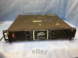 Peavey Cs 800x4 Amplificateur De Puissance Professionnel Cs800x4 Série Cs