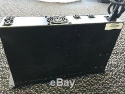 Peavey Ipr 2 3000 Dsp Amplificateur De Puissance Stéréo Stéréo Léger