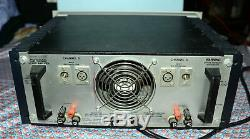 Perreaux Double Canal 6000b Amplificateur De Puissance Professionnel