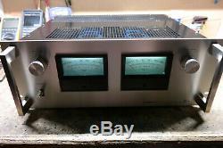 Pioneer Spec-4 Flagship Amplificateur De Puissance Entièrement Restauré Pro Near Mint
