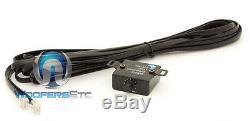 Power Acoustik Eg1-4500d Pro Amplificateur De Haut-parleurs De Graves Mono 4 500 W