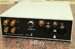 Pro-ject Amp Box Rs Weiße Stereo Endstufe Verstärker Ampli De Puissance Blanc 360w