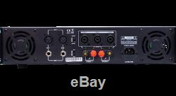 Puissance Gemini Xga2000 Professional Audio Amplificateur 2000w Rack Pa Amp Xga2000