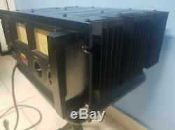 Puissance Rare Vintage Yamaha Pc2002m Pro Amplificateur Amp (grand Pour Ns-10)