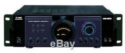 Pyle Pt3300 Amplificateur De Puissance 3000 Watts Dj Pro Audio