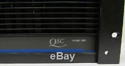 Qsc 1400 400w Amplificateur Stéréo Professionnel