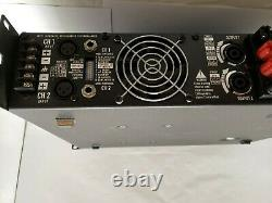 Qsc Audio Professional Power Amplificateur Rmx 1450 1400w 2 Canal Euc (a)