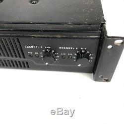 Qsc Audio Rmx 1850hd Professionnel Amplificateur De Puissance Sur Bâti Testé