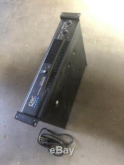 Qsc Audio Rmx 2450 Amplificateur De Puissance Professionnel De Travail Grand