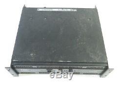 Qsc Audio Rmx 5050 Professional 5000 Watt Amplificateur De Puissance Corps Noir