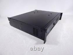 Qsc CMX 500v 2ch Amplificateur Professionnel 450w Par Chaîne D'alimentation Testé Uniquement Comme-is
