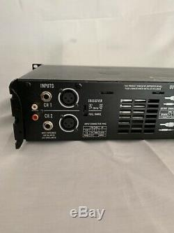 Qsc Gx3 2 Canaux Pro Amplificateur De Puissance