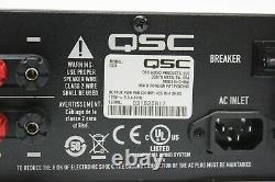 Qsc Gx3 Amplificateur De Puissance Professionnel 2 Canaux