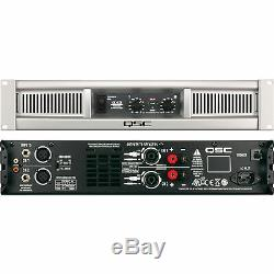 Qsc Gx3 Amplificateur De Puissance Professionnel 2 Canaux 300withch À 8ohm 425withch À 4ohm