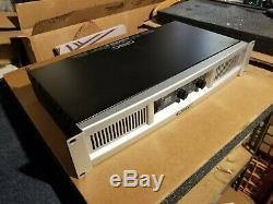Qsc Gx5 500w Amplificateur De Puissance Professionnel Nettoyé Entièrement Fonctionnel Testée