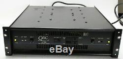 Qsc MX 2000 Pro Amplificateur De Puissance Double Canal Stéréo Double