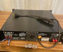 Qsc Mx1500 2 Canaux Professionnel Amplificateur De Puissance Stéréo