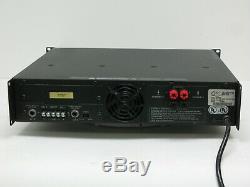 Qsc Mx1500a 2 Canaux Puissance Stéréo Professionnel Amplificateur 350 Watts @ 8 Ohms