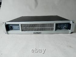 Qsc Plx-3102 Amplificateur Stéréo Professionnel 3100w Projet Tel Que Plx3102