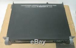 Qsc Plx-3402 Amplificateur De Puissance Plx3402 Pro & Manuel